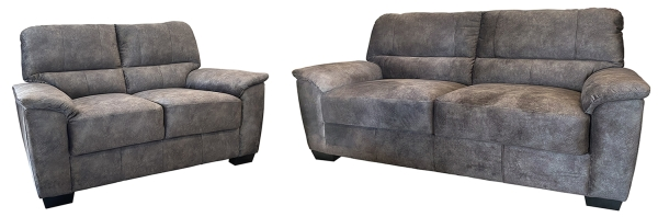 Archer Sofa + Loveseat Pair