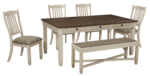 Beverly Dining Room Set (Set of 6)