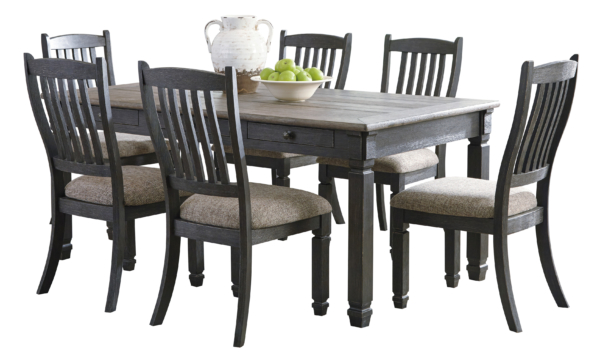 Tupelo Table and 6 Chairs