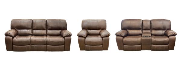Bentley Power Reclining Living Room Set
