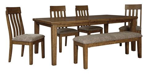 Florence Dining Room Set (Set of 6)