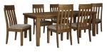Florence Dining Room Set (Set of 7)