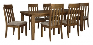 Florence Dining Room Set (Set of 7)