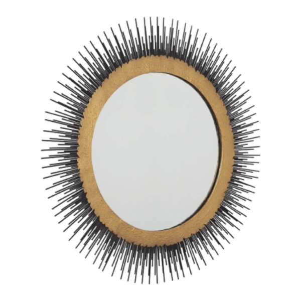 Elodie Accent Mirror