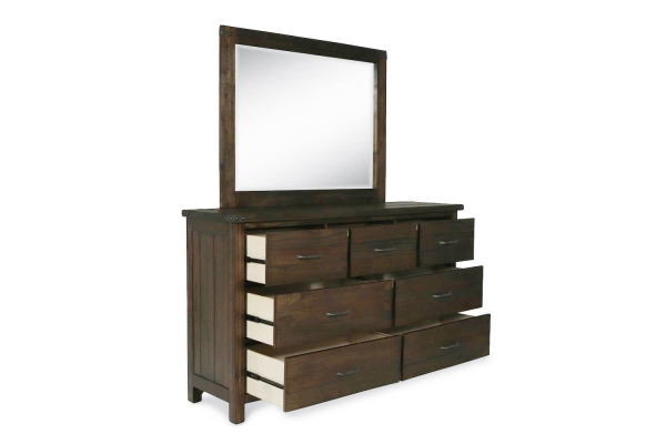 Geneva Dresser & Mirror