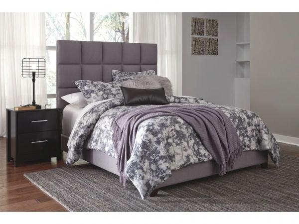 Darwin Queen Upholstered Bed