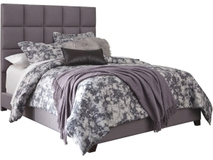 Darwin Queen Upholstered Bed