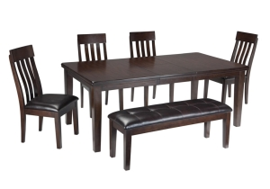 Hanford Dining Room Set (Set of 6)