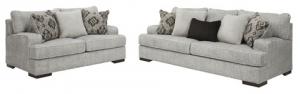Modesto Sofa + Loveseat Pair