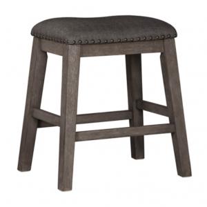 Clara Counter Height Upholstered Bar Stool