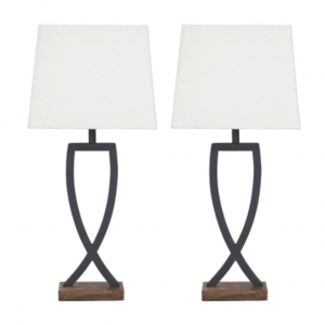 Makara Table Lamp (Set of 2)